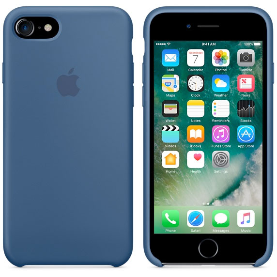 Silicone Case OceanBlue iPhone 7 MMWW2ZM/A